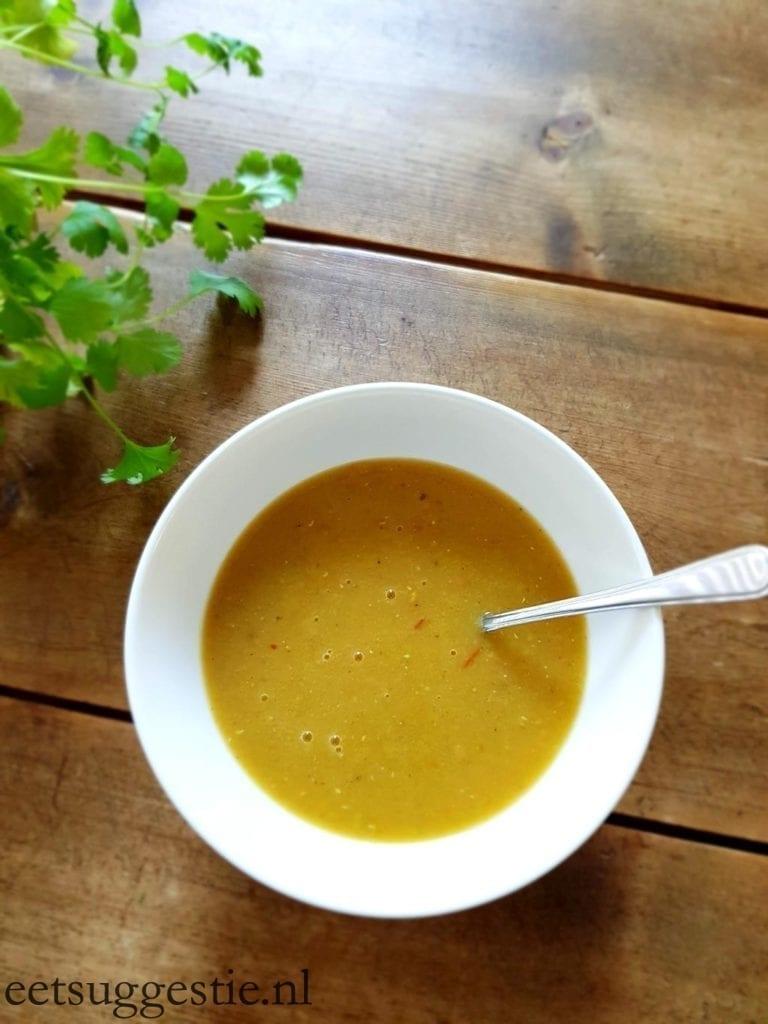 Linzensoep recept (lekker, makkelijk, vult goed)