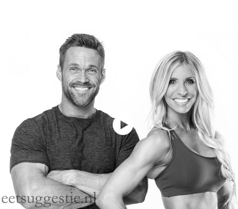 Afvallen met de Transform App van Chris & Heidi Powell (Obese USA)