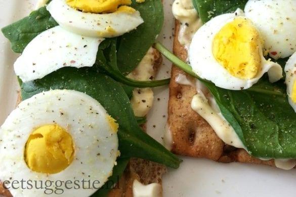 Ontbijtje met een eitje
