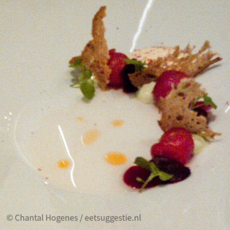 Ervaring Librije's Zusje Vegetarische Restaurantweek 2012