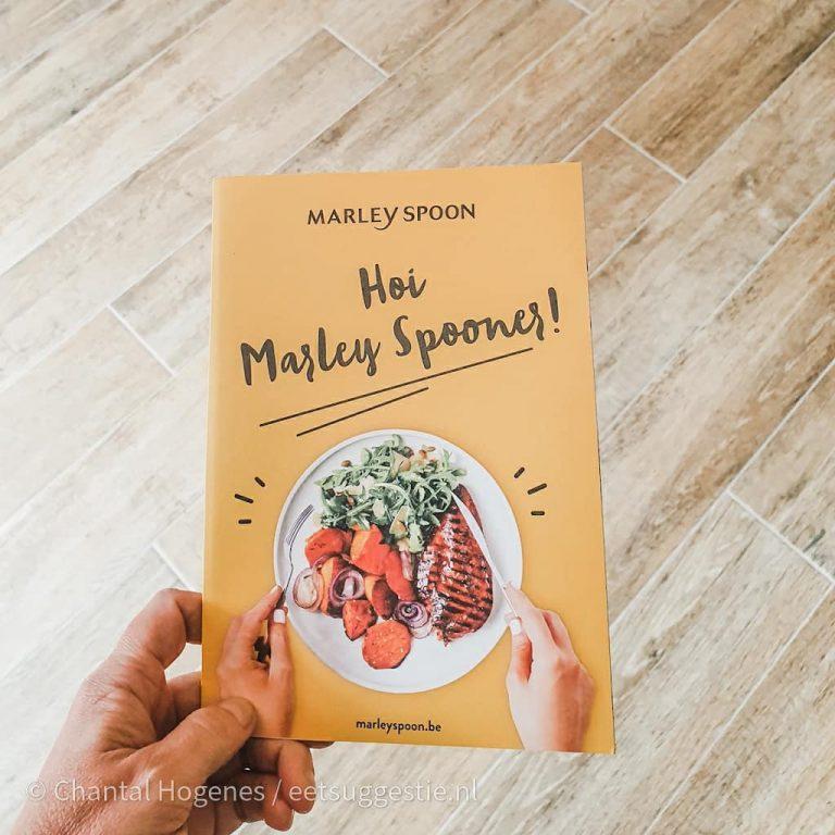Marley Spoon review – doe maar niet…