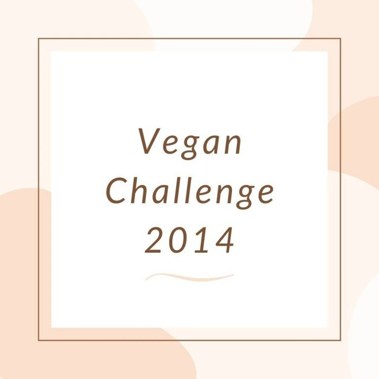 Vegan Challenge 2014 – 30 dagen vegan